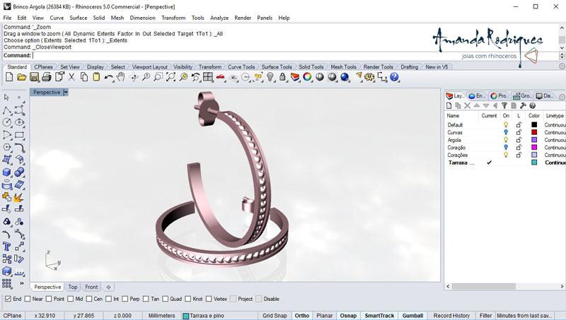 b205f4c26d2 Como ser um modelista 3D de joias